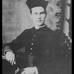 Father Van Treeck, founder of Catholic Central High School