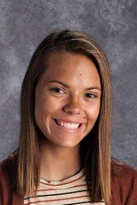 Morgan Ramsey, CCHS Athlete