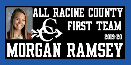 Morgan Ramsey, All-Racine County Cross Country