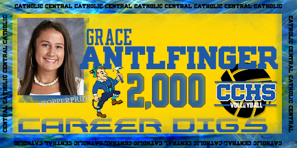 2000 digs, Grace Antlfinger