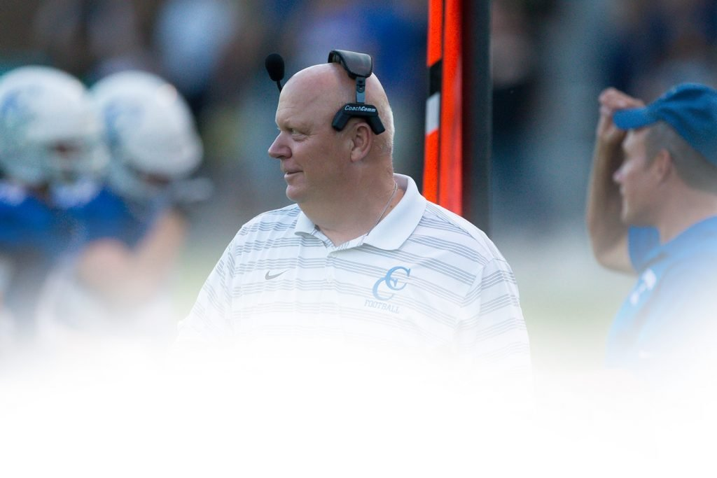 Tom Aldrich - CCHS Athletic Director